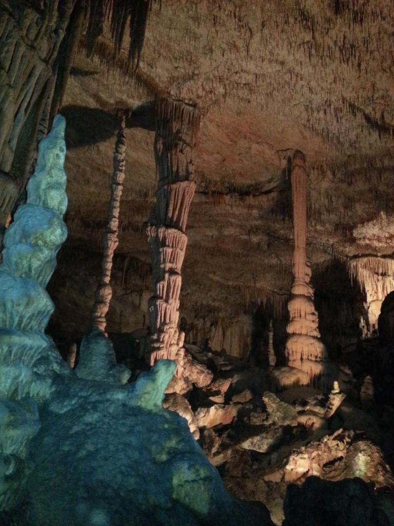 Die Drachenhöhle von Porto Cristo in Mallorca